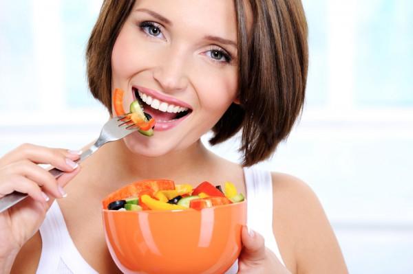 рацион продуктов для правильного питания