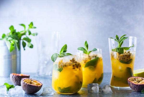Лимонад с маракуйей: рецепт