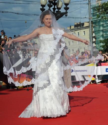 Мария Голубкина вышла замуж понарошку