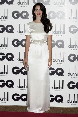Журнал GQ признал Лану Дель Рэй женщиной года