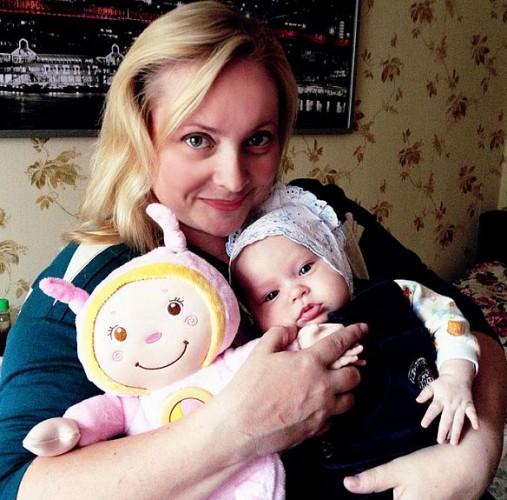 Светлана Пермякова: А это мы. Моя любимая фотография с Вареником