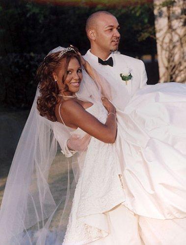 Первый муж Тони Брэкстон – Кери Льюис