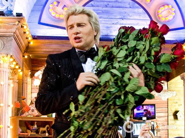 Николай Басков в детстве продавал цветі