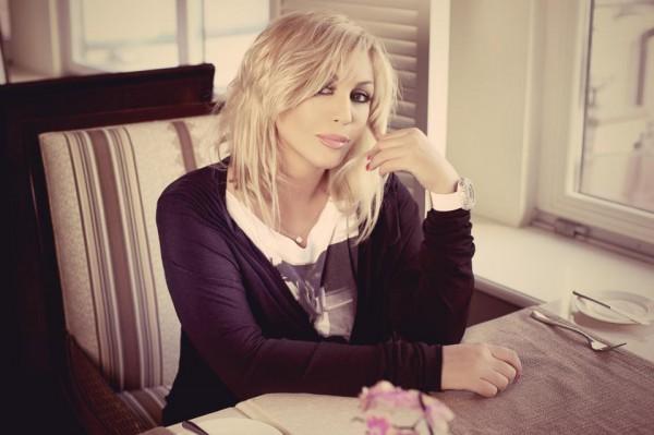 Ирина Билык отметила свои 25 лет на сцене