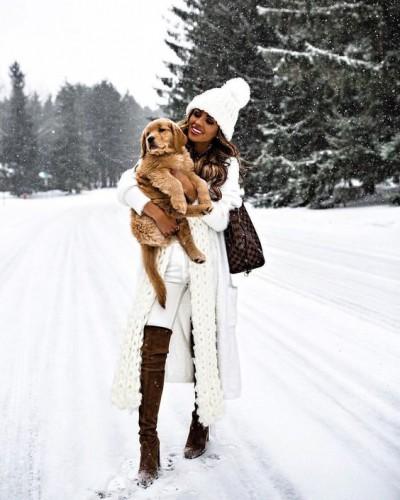 Что носить, чтобы не замерзнуть зимой