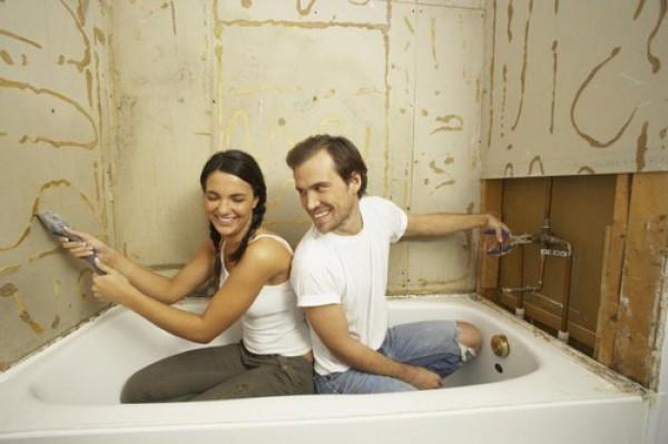 Ремонт в ванной: 5 первых шагов