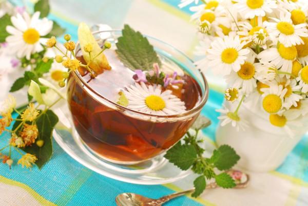 Травяной чай от простуды и гриппа