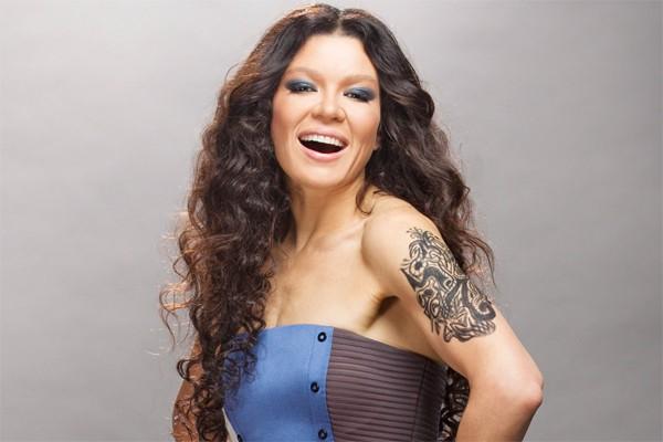 Певица Руслана