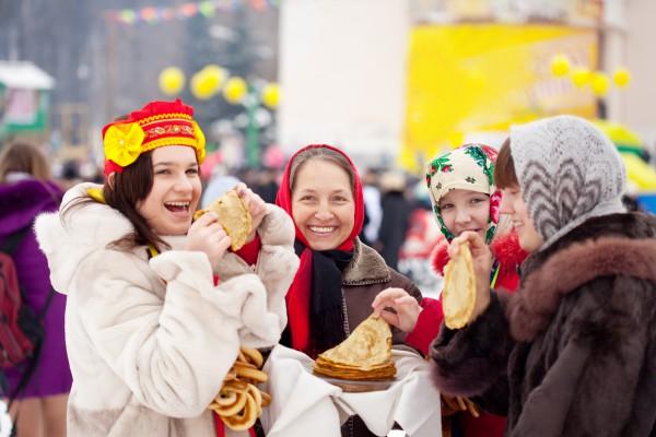 Украинский дом ждет гостей на празднование Масленицы 2015 с 20 февраля