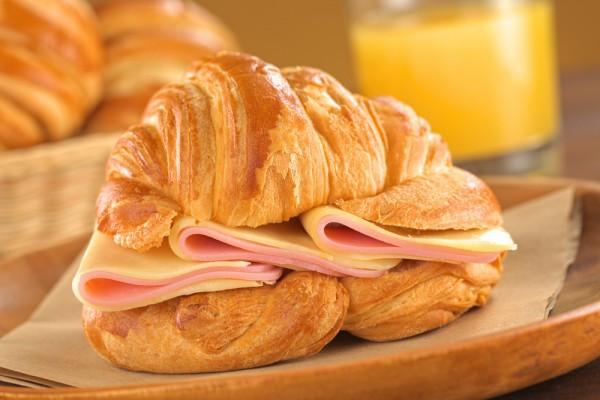 Круассаны на завтрак