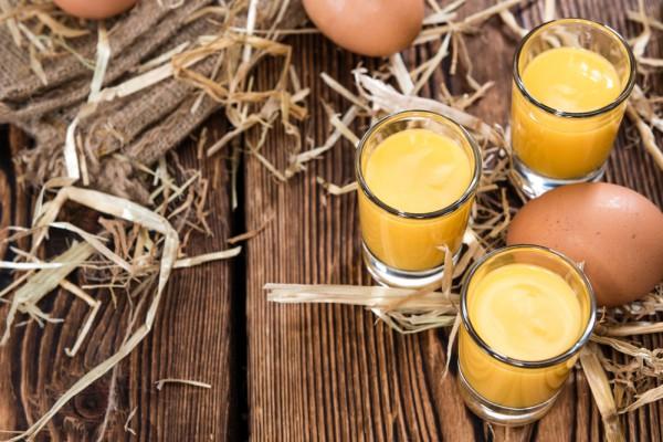 Яичный ликер: рецепт с фото