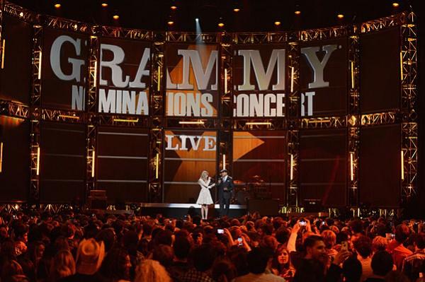 5 декабря были объявлены номинанты 57-й ежегодной премии Grammy