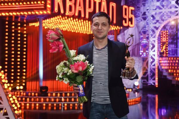 Зеленский получил престижную премию