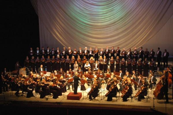 Симфонический оркестр филармонии посвятил свой концерт в Киеве Небесной сотне