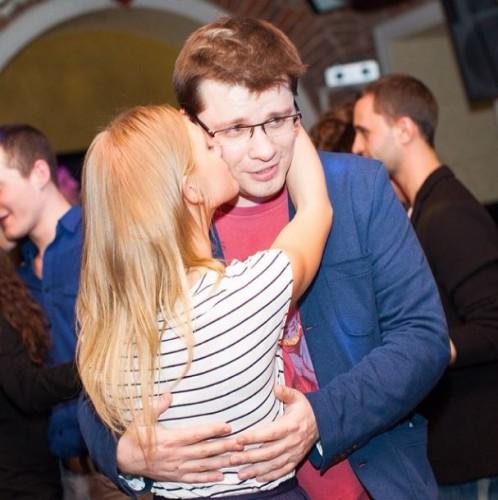 Асмус поздравила Харламова