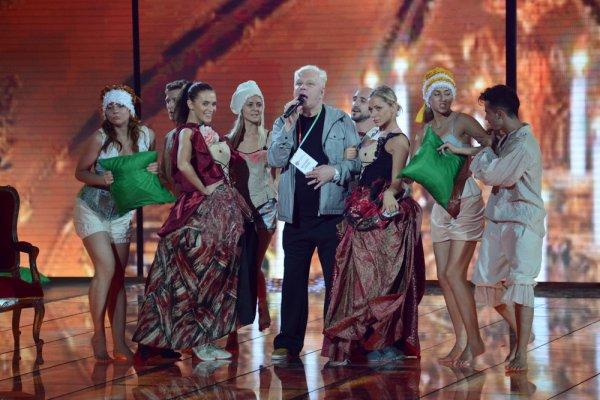 Борис Моисеев успокоил ураган в Ялте