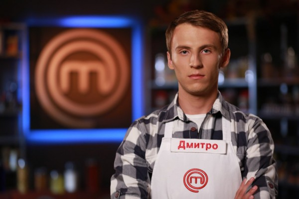 Участник шоу МастерШеф 3 Дмитрий Гармаш совмещает театральное искусство с кулинарией