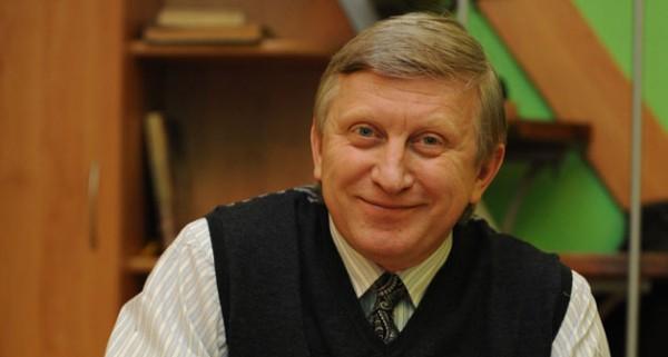 Владимир Горянский − популярный украинский актер и телеведущий, Народный артист Украины.