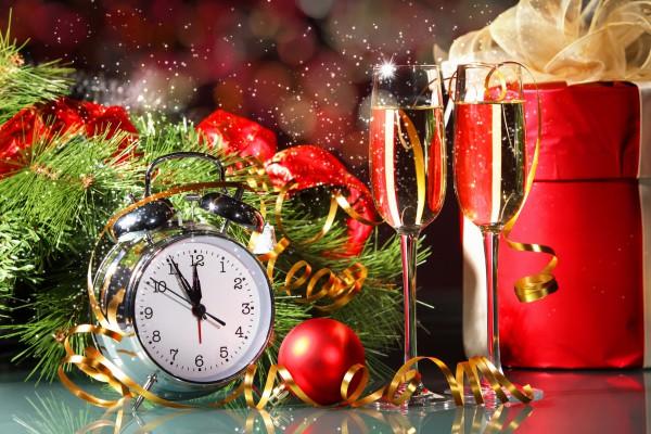 Пожелания на Новый год в стихах