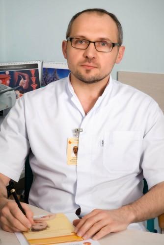 Владимир Котлик – кандидат мед. наук, репродуктолог, главный врач медицинского центра