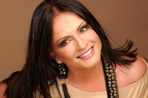 Украинская певица София Ротару