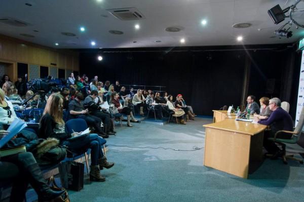 Пресс-конференция, посвященная Ukrainian Fashion Week, состоялась 14 февраля