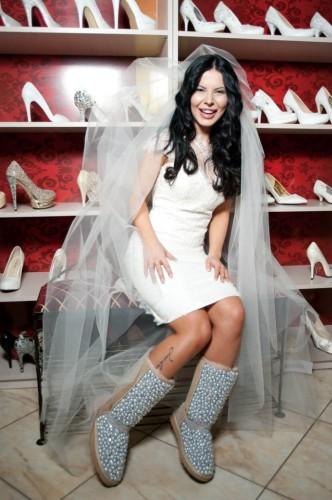 Алена Лоран готовится к свадьбе