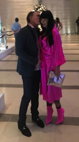 Ассия Ахат с мужем фото