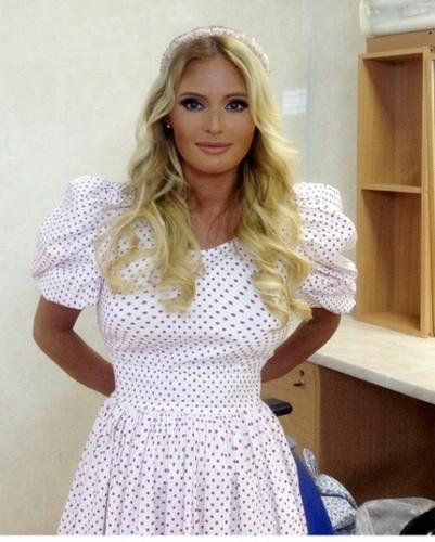 Дана Борисова показала фото дочери Полины