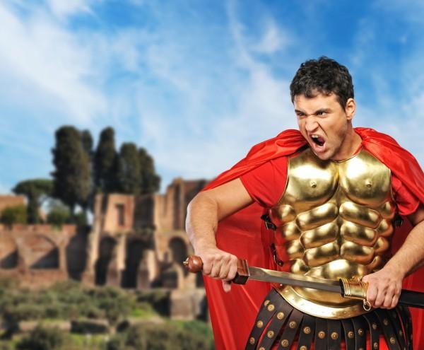 Римское поздравление