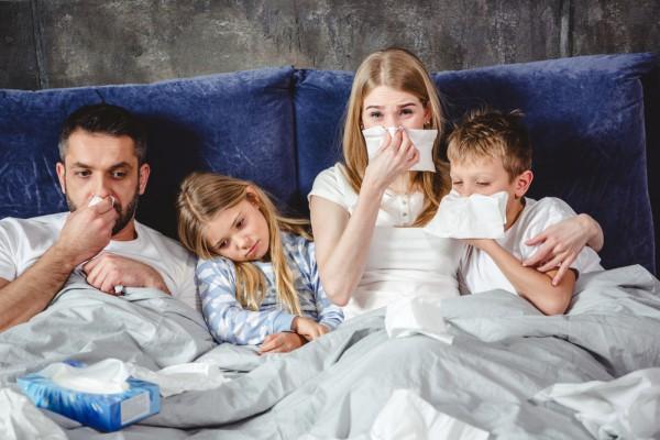 Методы лечения гриппа и ОРВИ для всех возрастов в целом одни и те же