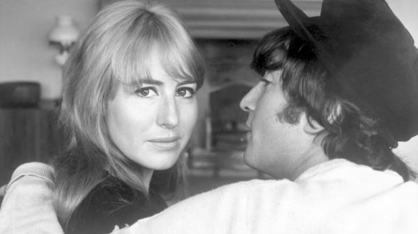 Синтия и Джон Леннон