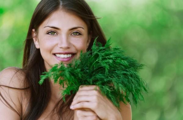 Зелень поможет вам укрепить кости
