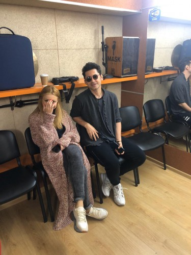 Тина Кароль и Dan Balan