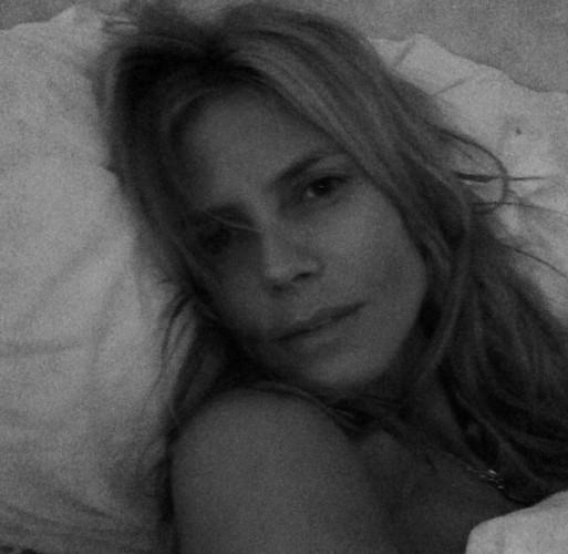 Хайди Клум показала фото без макияжа instagram.com/heidiklum