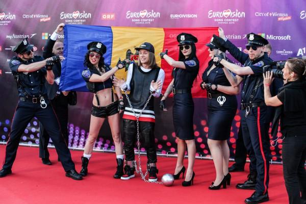 Открытие Евровидения 2015