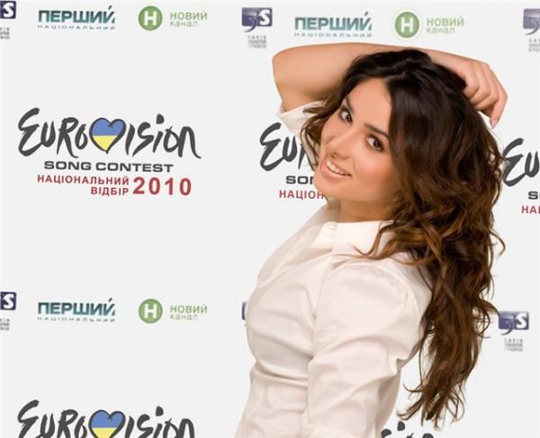 Злата Огневич готовится к конкурсу Евровидение 2013