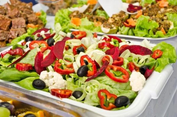 Салат из цветной капусты: фото