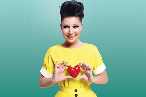 Елка презентовала песню на украинском языке