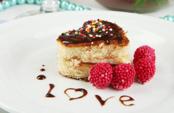 десерт на день влюбленных рецепт фото
