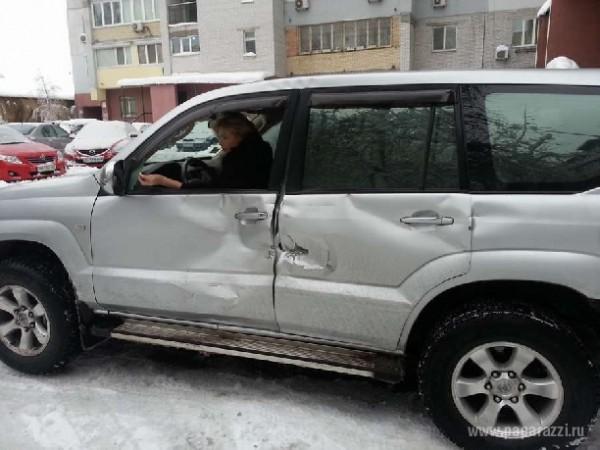 Татьяна Котова не пострадала