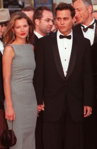 Роман Джонни Деппа и Кейт Мосс был самым страстным в жизни Деппа