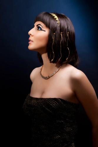 Клеопатра считалась самой красивой женщиной своего времени
