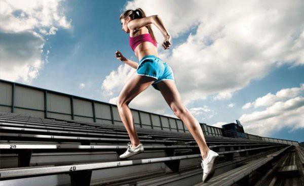 Интервальные тренировки быстро сжигают жир