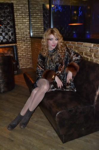 Травести-дива Монро в клубе HAPPY PLACE