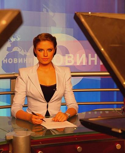 Ведущая Татьяна Терехова выходит замуж на сына Литвина