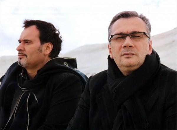Валерий (слева) и Костя Меладзе