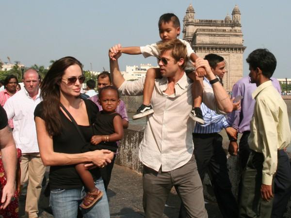 Анджелина Джоли не любит родную дочь - Правда Ру