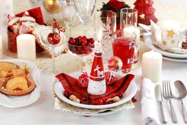 Что должно быть на столе на Рождество