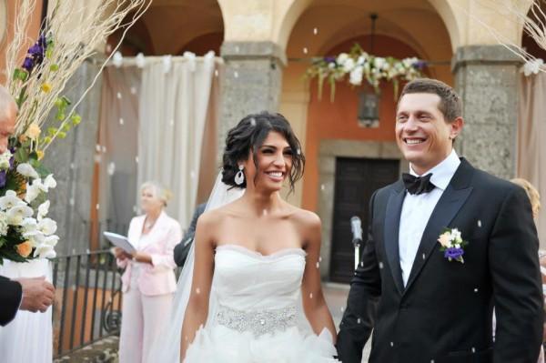 Брак Санты Димопулос и Владимира Самсоненко не продержался и года